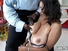 interracial mom fucking movies - Lex Steele Pounds Persia Monir's Ass With His Black Meat!