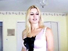 interracial mom fucking movies - Sexy Blonde Mommy Clestia Gets Pounded By Enormous Black Cock