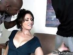 interracial mom fucking movies - Blacks On Blondes - Sarah Shevon