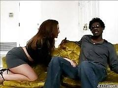 interracial mom fucking movies - When a husband can be as big an anal wart as Katjas husband is then its no wonder that his wife is going to want to play around any chance she can get