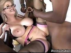 interracial mom fucking movies - Blacks On Blondes. Katie Kox