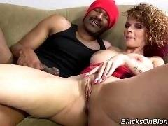 blacks on blondes-Joslyn James