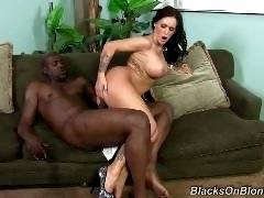 interracial mom fucking movies - blacks on blondes - Jenna Presley