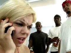 interracial mom fucking movies - Black dicks fuck white sluts from Devils Film HD