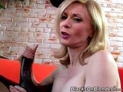 interracial mom fucking movies - blacks on blondes - Madison Young