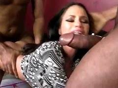 interracial mom fucking movies - Spoiler alert: We are giving you Raven Bay's first EVER interracial scene
